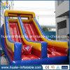 Diapositiva de agua inflable comercial del jardín barato para la venta