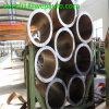 Barril de cilindro afilado con piedra y tubo del acero inoxidable