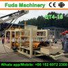 Machine complètement automatique hydraulique de bloc des prix bon marché pour 4 PCS/Mold