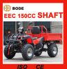 Caminhão de descarga novo do eixo da movimentação 150cc com preço barato