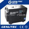 Портативный молчком тепловозный генератор 5kVA для Австралии