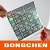 Autoadesivo impermeabile dell'ologramma di obbligazione del laser di Anti-Falsificazione 3D di bella stampa