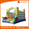 Cheer Amusement Zoo Jungle Themed Fun Inflatable Bouncer (T1-501)