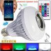 Prix de lumière d'ampoule de musique de haut-parleur de Genolite DEL Bluetooth le meilleur avec la bonne qualité