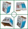 Caja de embalaje acanalada fuerte durable para el bolso del babero
