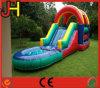 Diapositiva inflable del precio de fábrica con la piscina para la venta