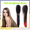 Cepillo eléctrica vendedora caliente plancha de pelo digital plancha de pelo de cepillo