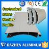Automatischer elektronischer Rollen-Blendenverschluss-Aluminiumprofil mit dem Puder beschichtet