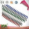 Atascamiento de bobina espiral plástico del alambre