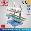 De ononderbroken Verticale Verzegelende Machine van de Printer van de Datum van de Hitte van de Plastic Zak