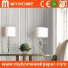Recubrimiento de paredes de papel no tejido de la raya