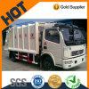 Dongfeng 8 입방 Rhd 압축 유형 쓰레기 트럭