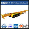 SaleのためのCimc 53 Foot Container Skeleton Trailer