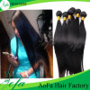 Estensione brasiliana 100% dei capelli di Remy dei capelli del Virgin di prezzi poco costosi all'ingrosso