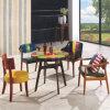고대 오래된 디자인 다방 가구 테이블 의자 (SP-CT705)