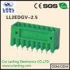 Steckbarer Verbinder der Klemmenleiste-Ll2edgv-2.5