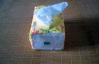 Guardanapos e guardanapos de papel com pasta de madeira virgem