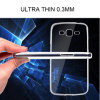 Yuqico Ultra Thin Transparent TPU Four Colors Mobile Phone Case for Samsung G7106