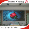 Station에 있는 P10 Indoor Full Color LED Display Widely Used