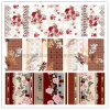The Printed Bedsheet를 가진 Resistant Polyester Fabric 수축