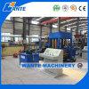 Гидровлический цвет вымощая машину кирпича/машину польностью автоматического кирпича цемента отливая в форму