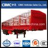 Китай Cimc 40 3 Axles груза тонн трейлера загородки
