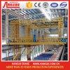riga d'anodizzazione gru a ponte di profilo di alluminio di 0.5t+0.5t~3t+3t Full Auto