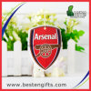 Ambientador de aire de papel de los olores de los regalos promocionales para el arsenal