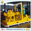 14  Centrifugaal Diesel van de Pomp van het Geval van de Irrigatie Gespleten Kwaliteit Op hoog niveau Met motor