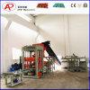 Vollautomatischer Produktionszweig Qt6-15 Ziegelstein-Maschinen-Gerät