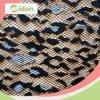 tessuto nero africano del merletto del cotone di 150cm per il vestito dalle donne