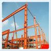 Preiswertes große Überspannungs-Stahlwerkstatt-Gebäude