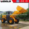 Carregador aprovado da roda dianteira do chinês 5ton do Ce (W156)