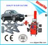 Auto alinhamento de roda para o equipamento da garagem