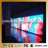 Visualización video al aire libre P10 SMD LED de la alta calidad que hace publicidad de la tarjeta