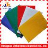 Película reflexiva colorida da transferência térmica do PVC da visibilidade elevada