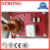Приспособления безопасности лифта подъема конструкции, редуктор скорости электрического двигателя