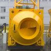 Jzm750 (20-35m3/h) (motor eléctrico) mezclador movible de Concret del cargamento del uno mismo