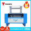 Hölzerner Leather Acrylic Laser Engraving Cutting Machine für Advertizing/Handicraft Industry