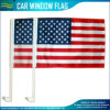USA-Wirtschaft-Auto-Fenster-Markierungsfahne (B-NF08F06067)