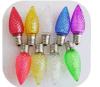 LED 2015 Bulb E17 120V 0.3W C9 Christmas Decorative Lighting