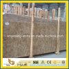 Emperador léger Marble Slab pour Walling ou Flooring