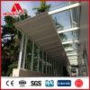 El panel compuesto de aluminio revestido de la decoración de PVDF ACP
