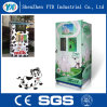 автоматический торговый автомат молока 1000L порученный карточкой Монетки IC