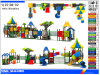Wenzhou Commercial Kids Games Plastic Outdoor Playground Equipments