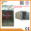 Top Tack를 가진 세륨 Batch Electric Powder Curing Oven