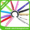 Stylo coloré en gros de contact d'aiguille de cadeaux de promotion (SLF-SP018)