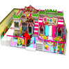 SaleのためのショッピングMall Mini Children Candy Indoor Playground
