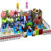 Cour de jeu d'équipement d'amusement de thème d'océan pour des enfants