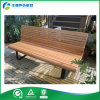 Wrought Iron Bench Legs (FY-003X)를 가진 옥외 Street Furniture Bench